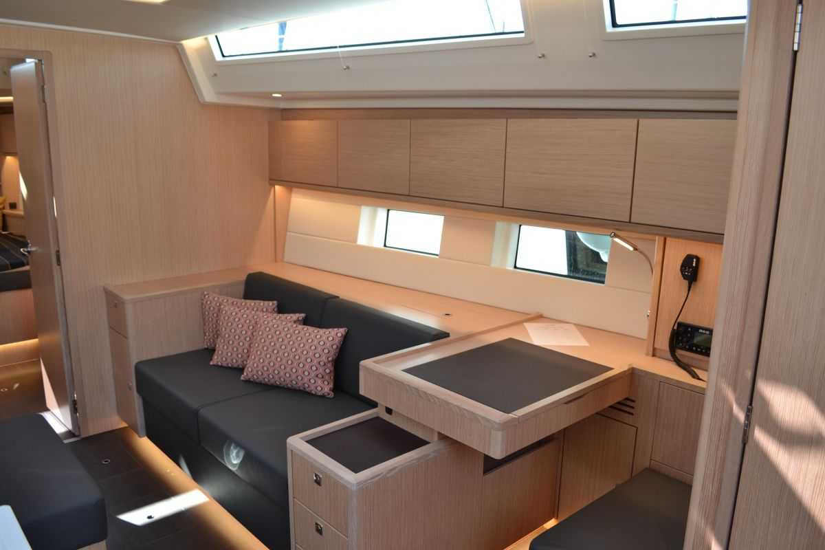 2020 Bavaria C50 Style Comfort and elegance