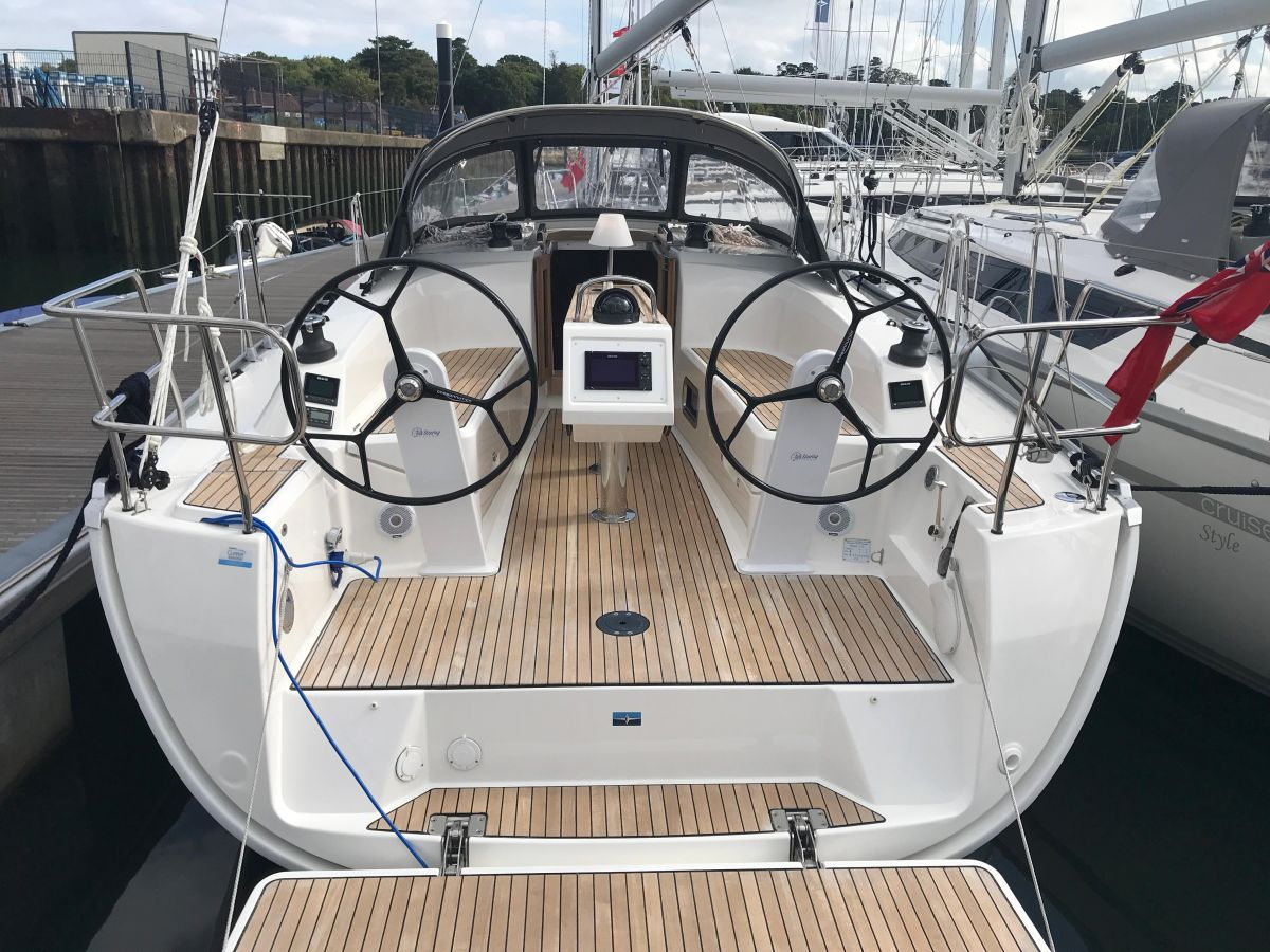 2020 Bavaria Cruiser 34 for sale in Palma- Mallorca by Clipper Marine Spain