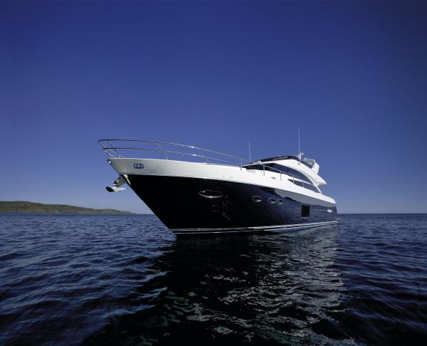 2013 Princess 72 Motor Yacht Manufacturer Provided Image: Princess 72 Motor Yacht Hull