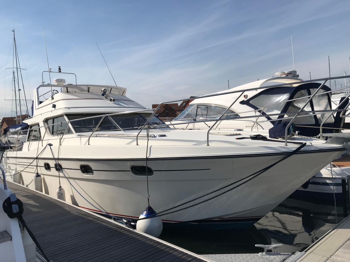 1988 Princess 415 for sale in Port Solent by Clipper Marine Spain