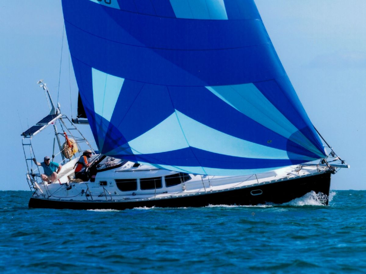 2004 Jeanneau Sun Odyssey 40 DS for sale in Poole by Clipper Marine Spain