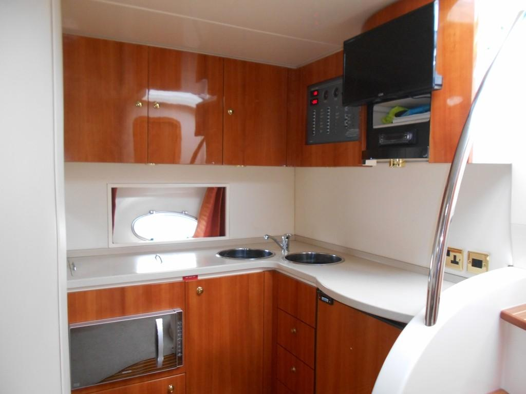 2002 Sessa Marine Oyster 40 Galley