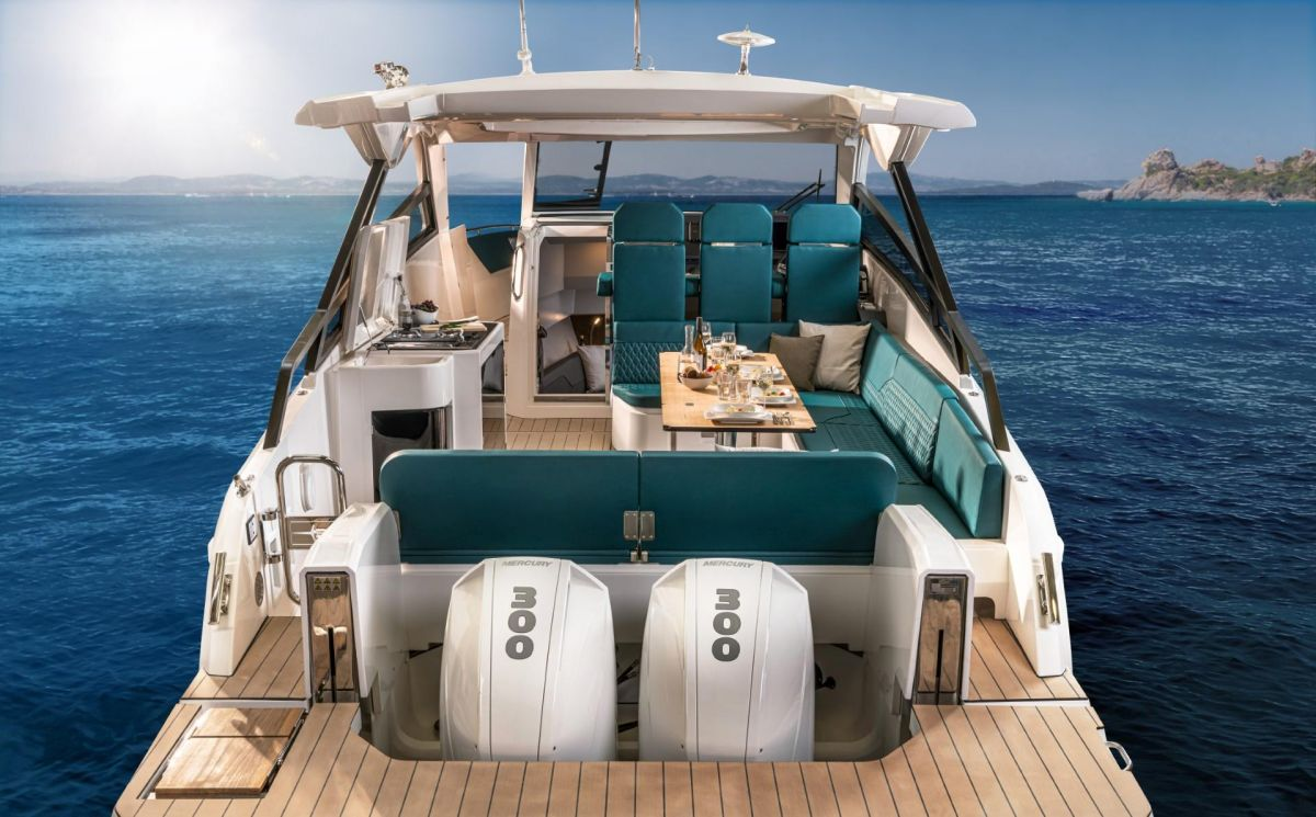 2021 Bavaria VIDA 33 HT Vida 33 - Actual model
