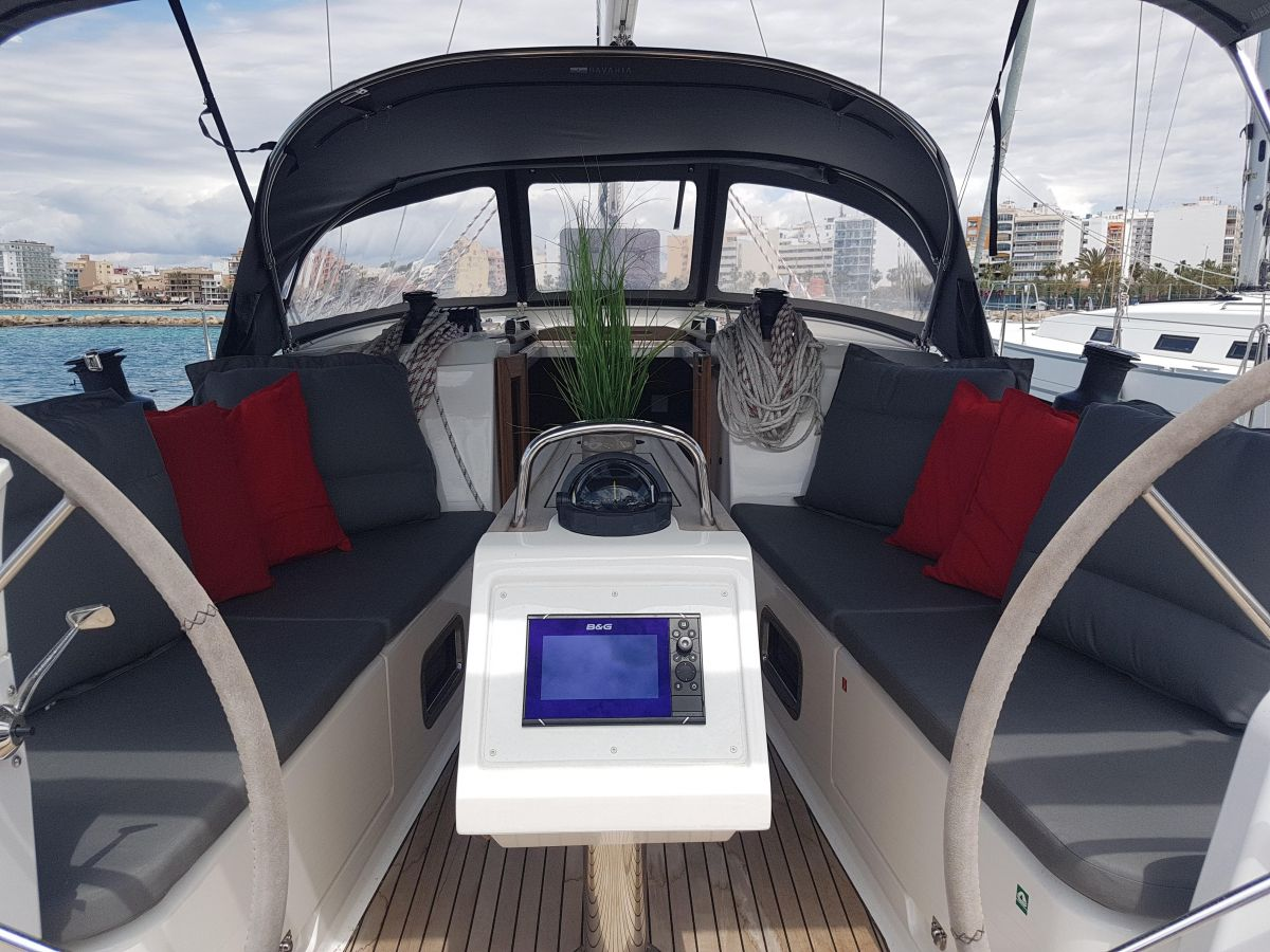 2019 Bavaria Cruiser 41 for sale in Palma by Clipper Marine Spain