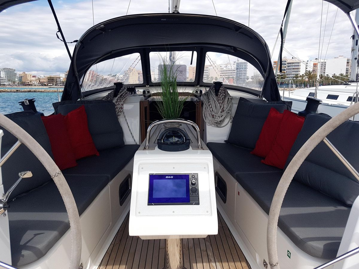 2019 Bavaria Cruiser 41 for sale in Palma de Mallorca by Clipper Marine Spain