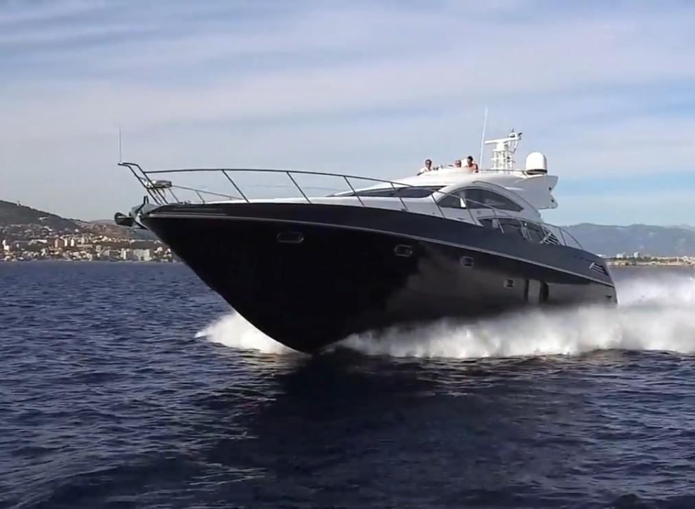 2010 Sunseeker Predator 74 Sportsfly for sale in Mallorca by Clipper Marine Spain