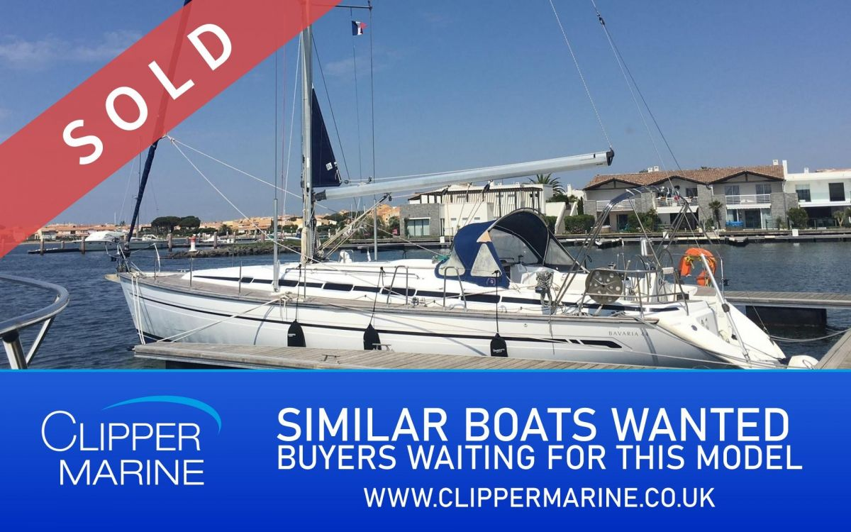 2003 Bavaria 44 for sale in Swanwick by Clipper Marine Spain
