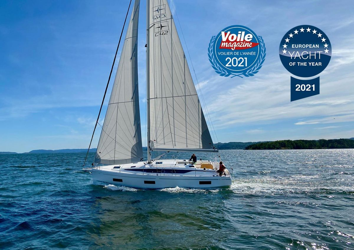 2021 Bavaria C42 for sale in Swanwick by Clipper Marine Spain
