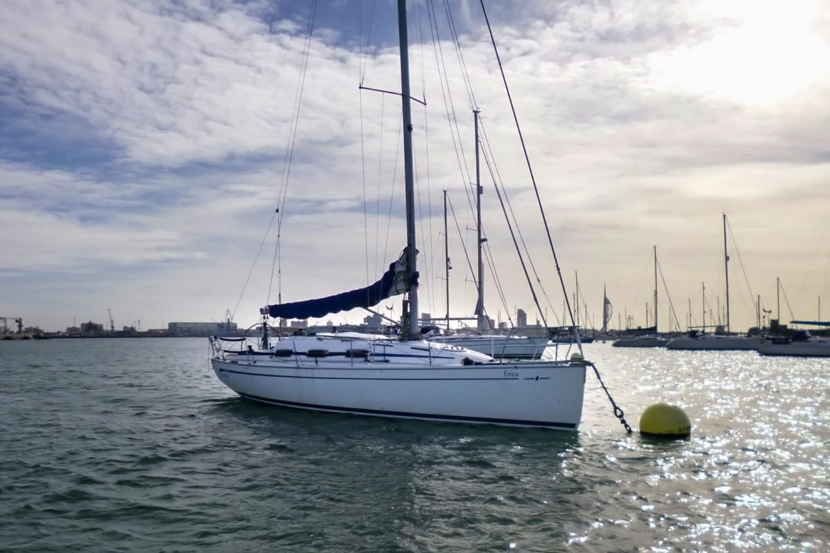 2004 Bavaria Match 35 for sale in Gosport by Clipper Marine Spain