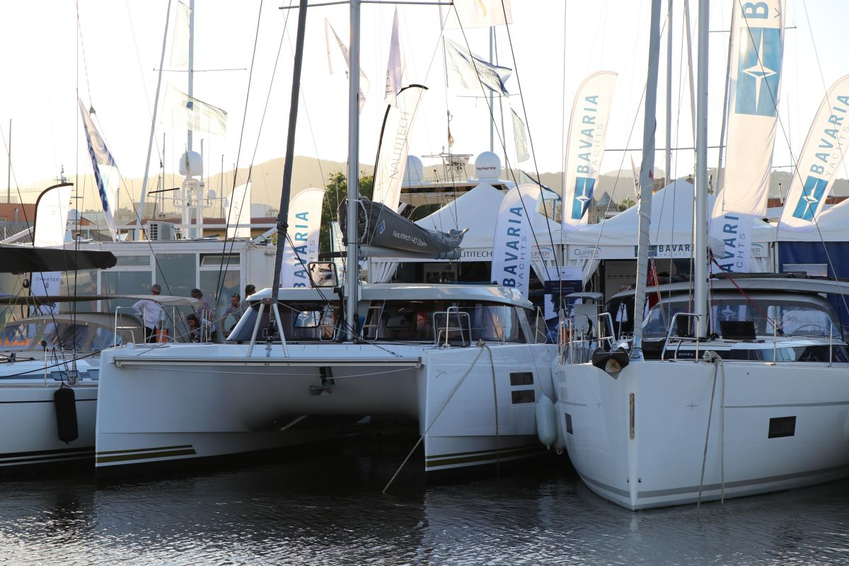 2019 Nautitech 40 Open for sale in Palma by Clipper Marine Spain