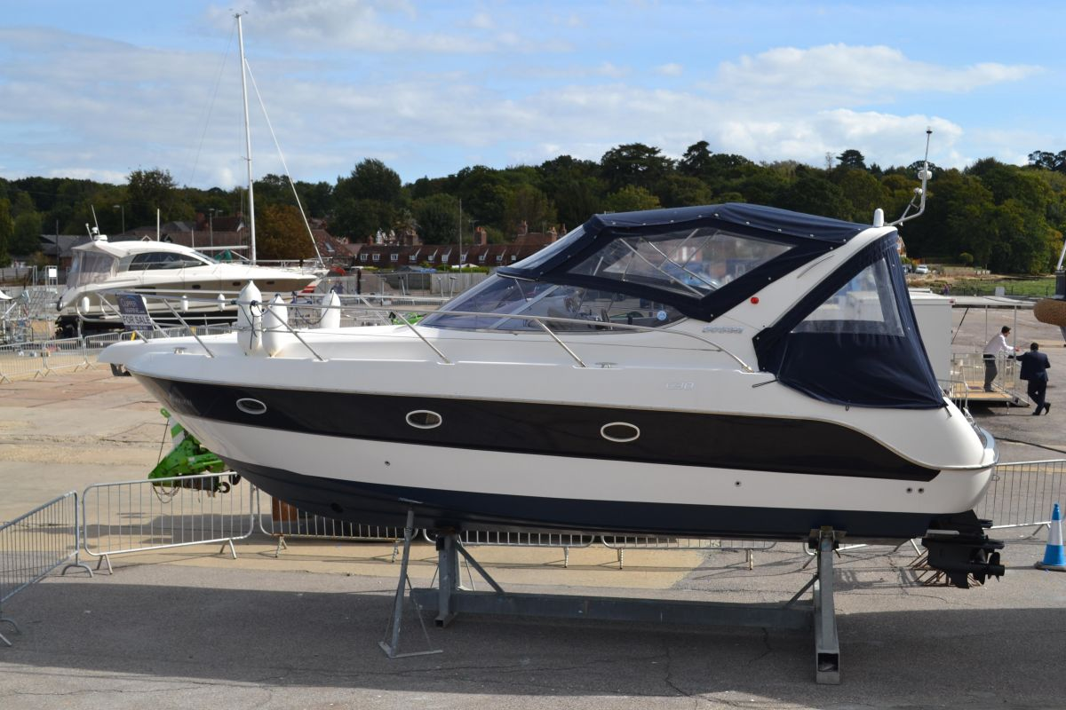2009 Sessa Marine C30 for sale in Swanwick by Clipper Marine Spain