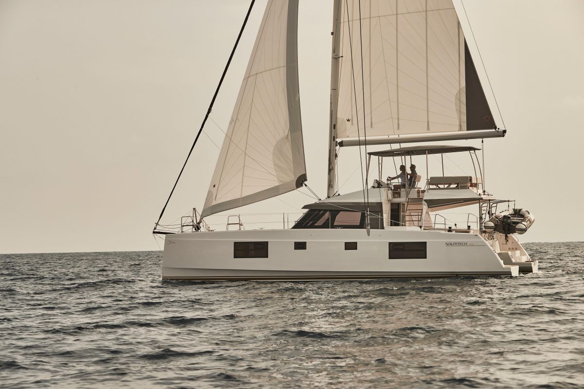 2019 Nautitech 46 Fly for sale in Palma by Clipper Marine Spain