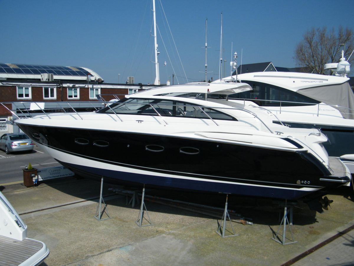 2011 Princess V42 for sale in Swanwick by Clipper Marine Spain
