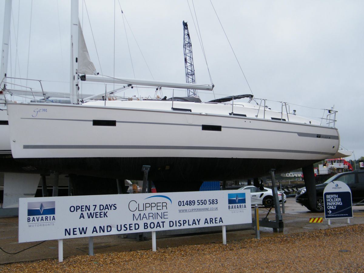 2011 Bavaria Cruiser 36 for sale in Southampton by Clipper Marine Spain