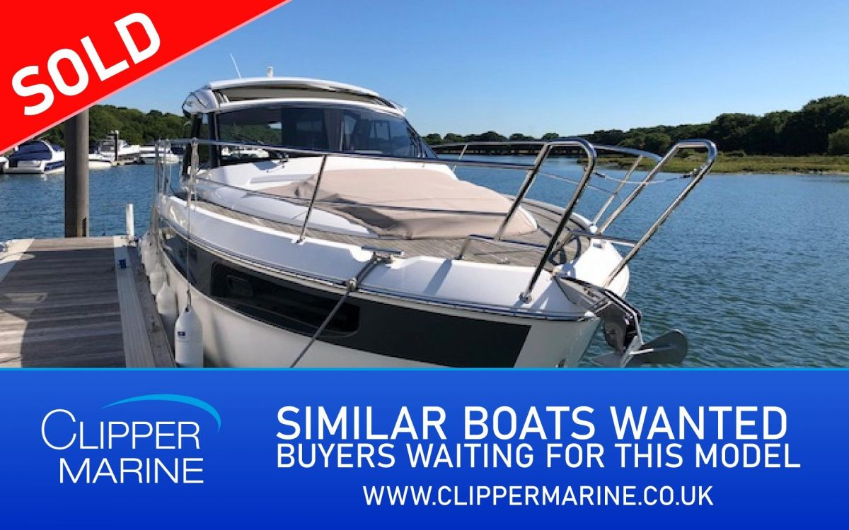 2017 Bavaria S36 Coupe for sale in Swanwick by Clipper Marine Spain