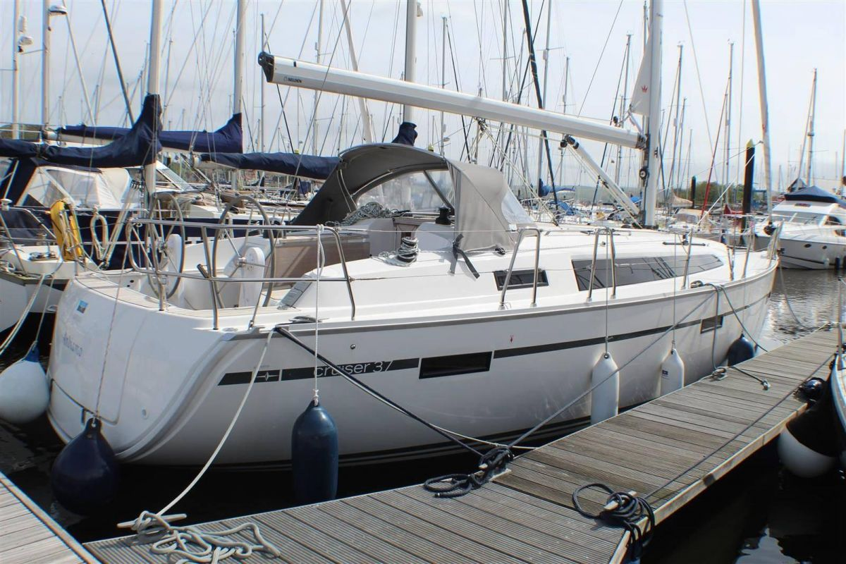 2018 Bavaria Cruiser 37 for sale in Conwy by Clipper Marine Spain
