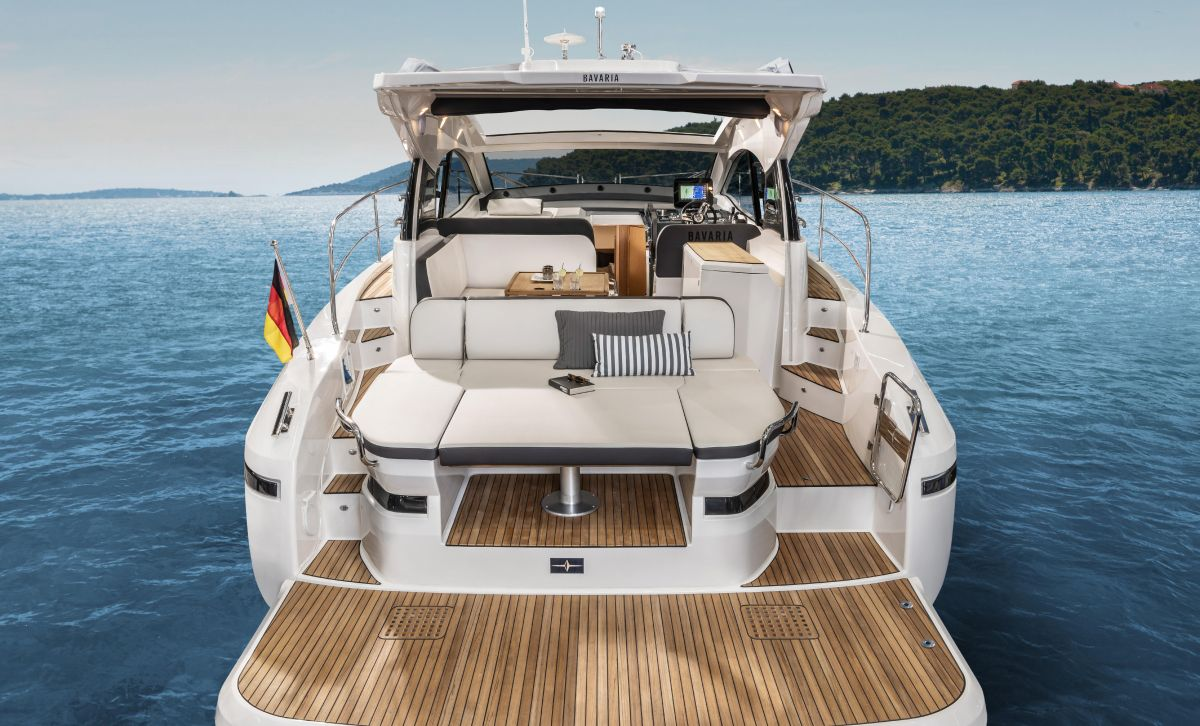 2020 Bavaria SR41 HT Library photo