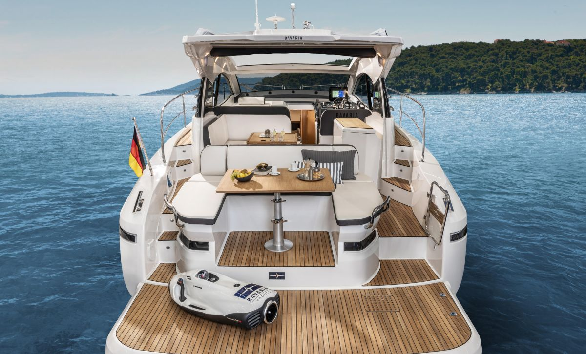 2020 Bavaria SR41 HT SR41 -Library photo