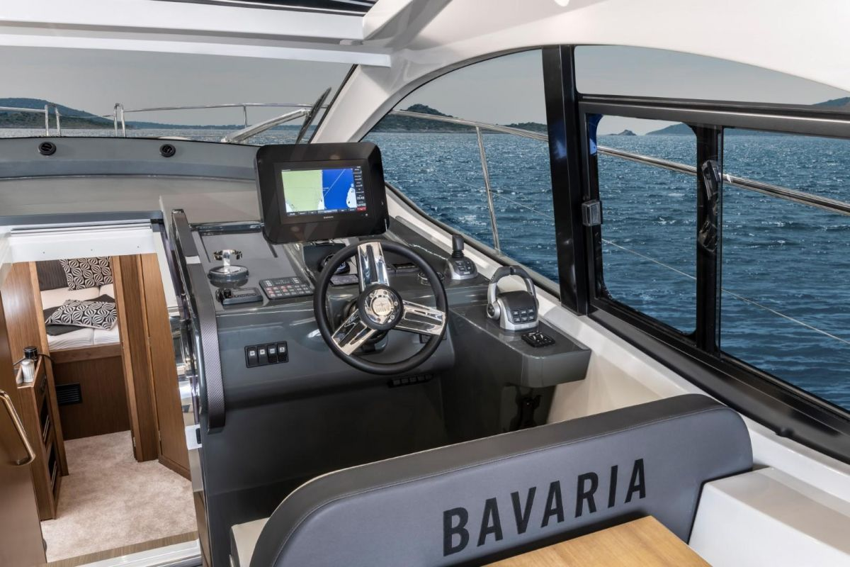 2020 Bavaria SR41 HT SR41 - Library photo