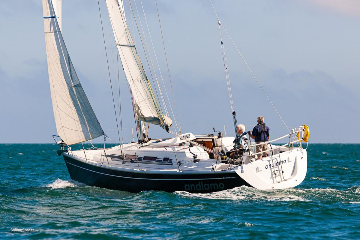 2008 Dehler 36 SQ for sale in Poole by Clipper Marine Spain