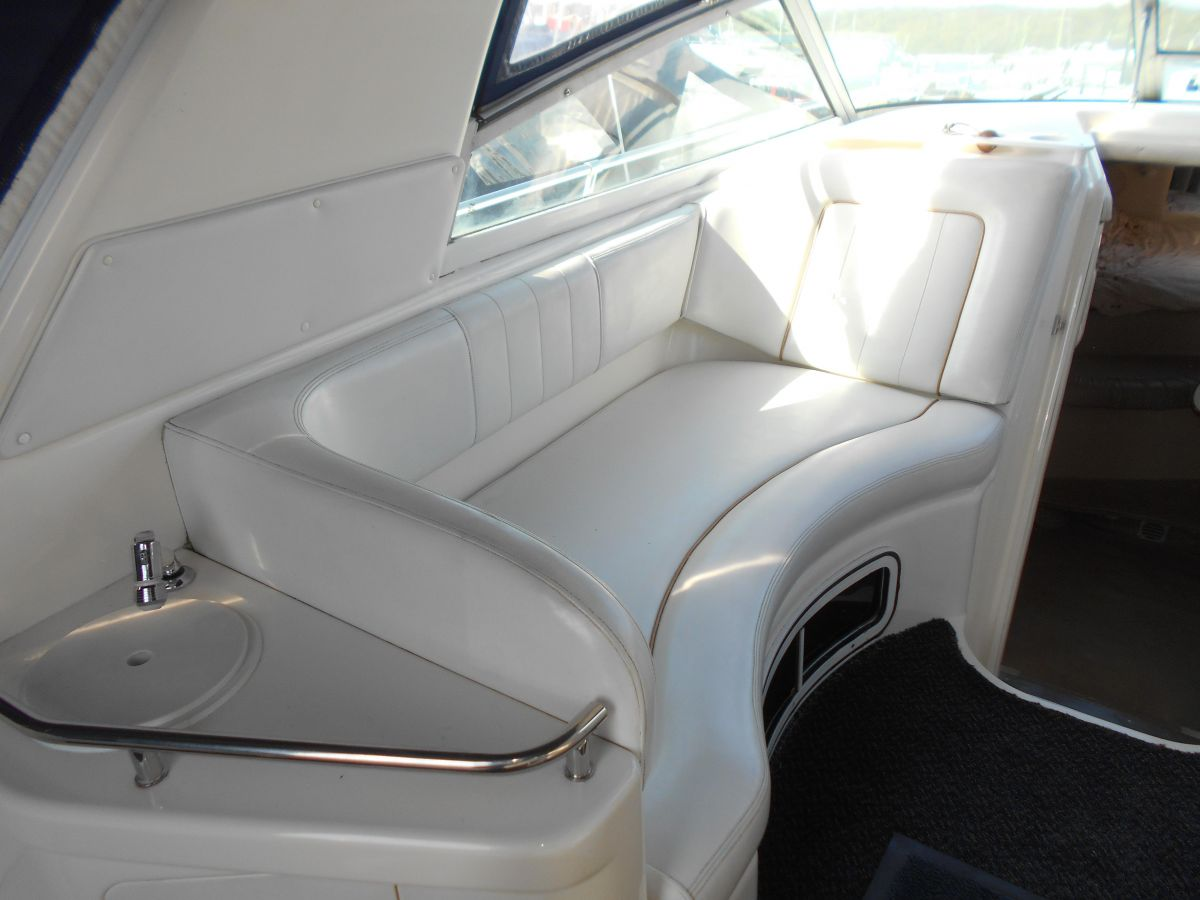 1998 Sea Ray 290 Sundancer Chaise Lounger/Settee