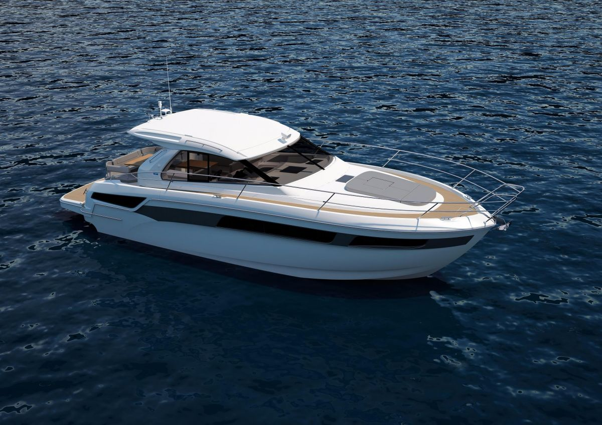 2019 Bavaria S40 HT Manufacturer Provided Image: Bavaria Sport 40 HT