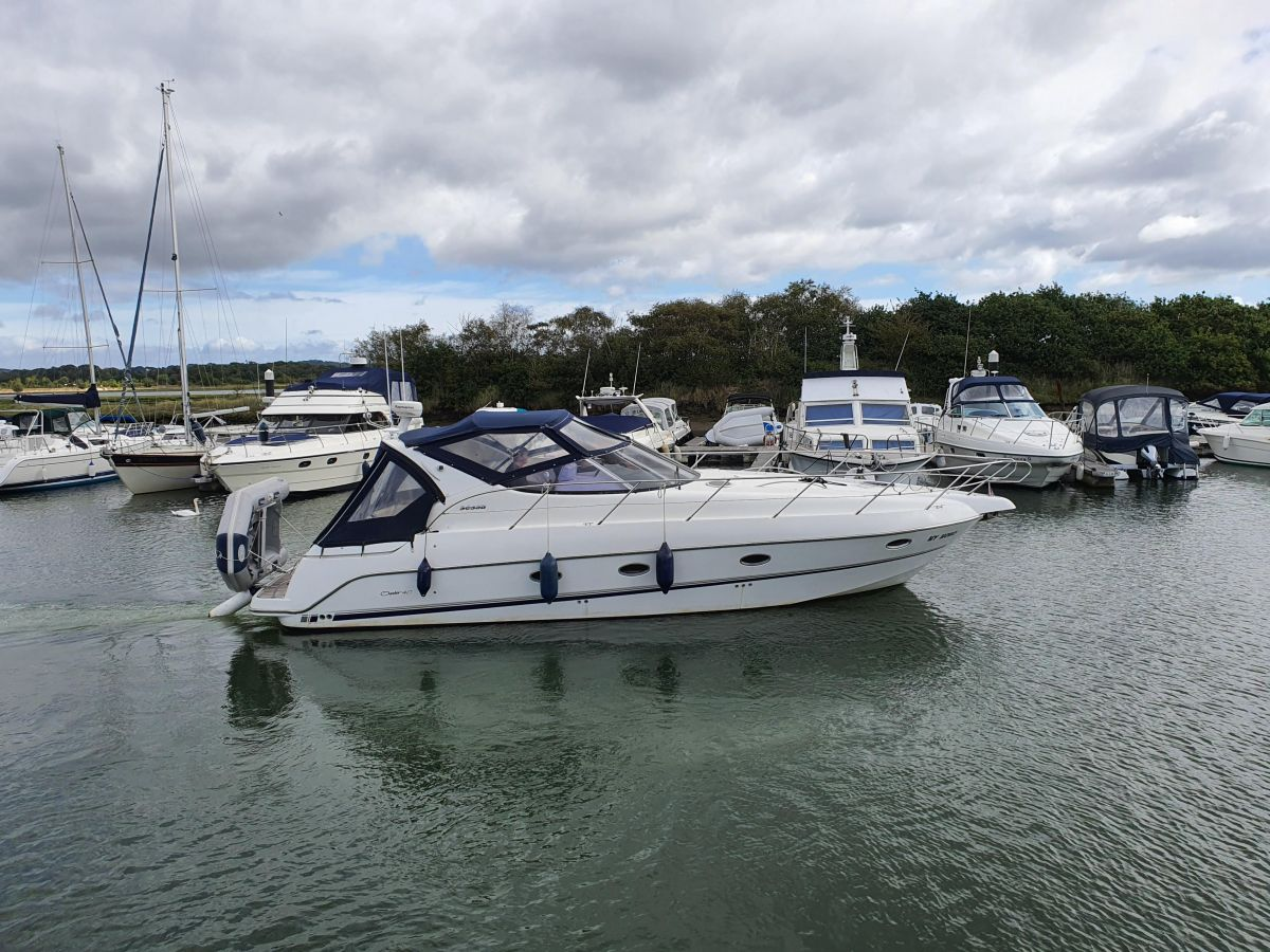 2002 Sessa Marine Oyster 40 for sale in Poole by Clipper Marine Spain