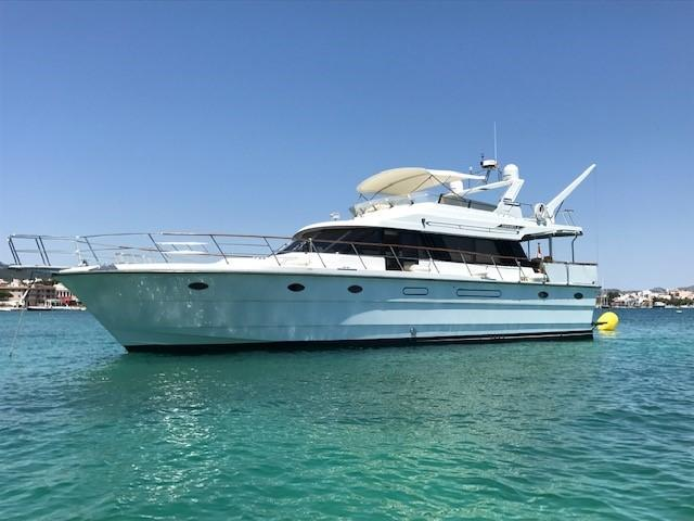1988 President 57 for sale in Mallorca by Clipper Marine Spain