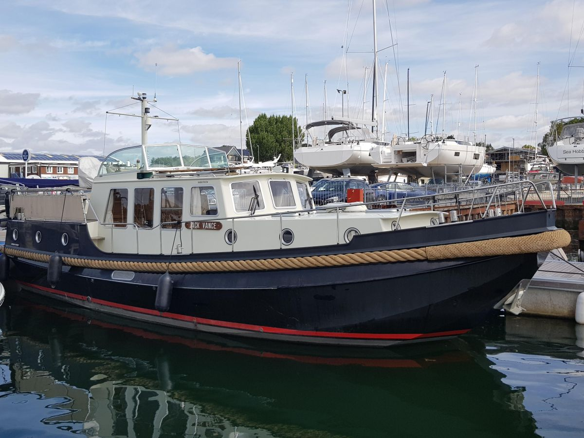 1996 Linssen 400 AC for sale in Swanwick by Clipper Marine Spain