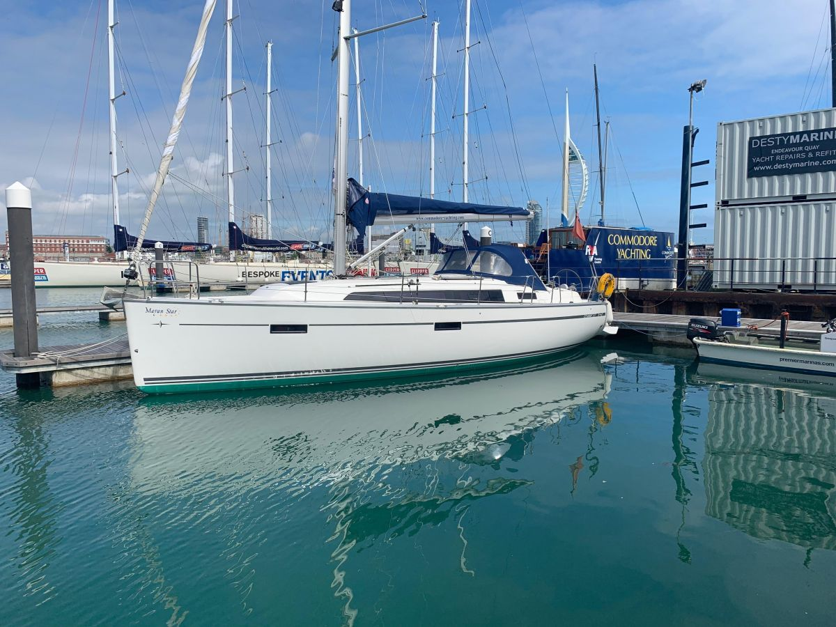 2015 Bavaria Cruiser 37 for sale in Gosport by Clipper Marine Spain