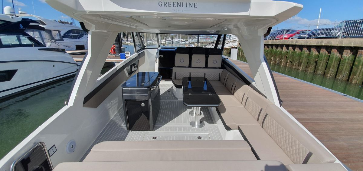 2019 Greenline Neo HT Lounge
