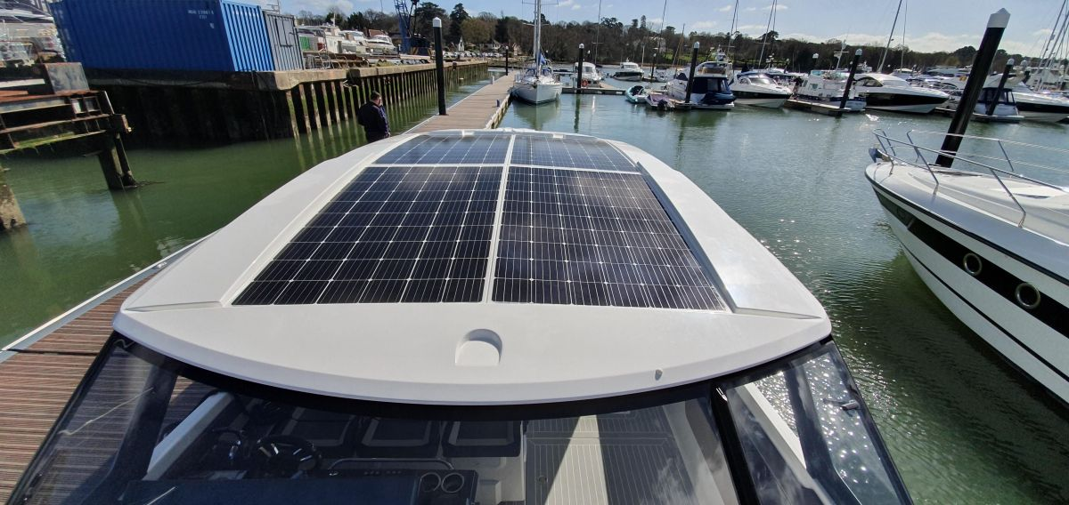 2019 Greenline Neo HT Solar power roof