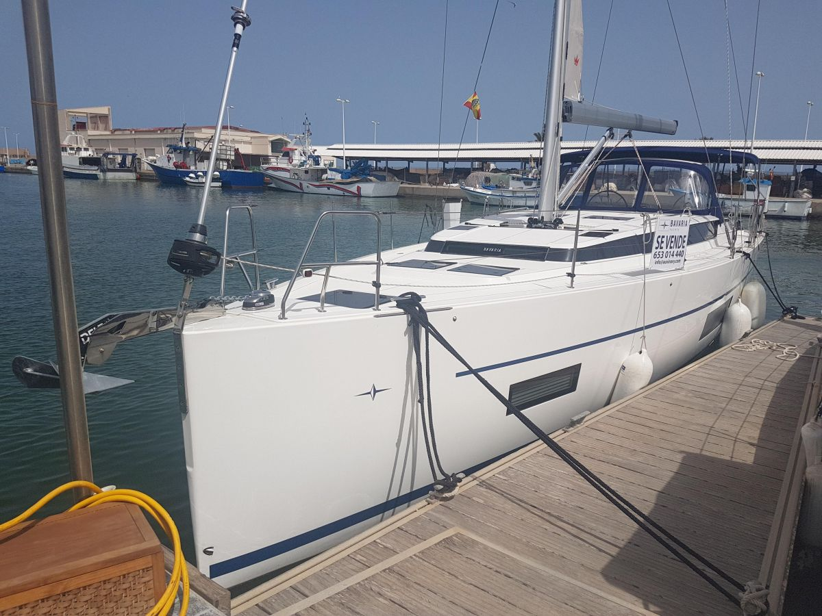 2018 Bavaria C45 for sale in Murcia by Clipper Marine Spain
