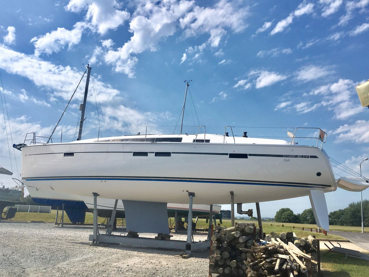 2019 Bavaria Cruiser 46 Style for sale in Barcelona by Clipper Marine Spain