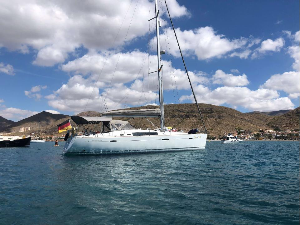 2008 Beneteau Oceanis 46 for sale in Palma by Clipper Marine Spain