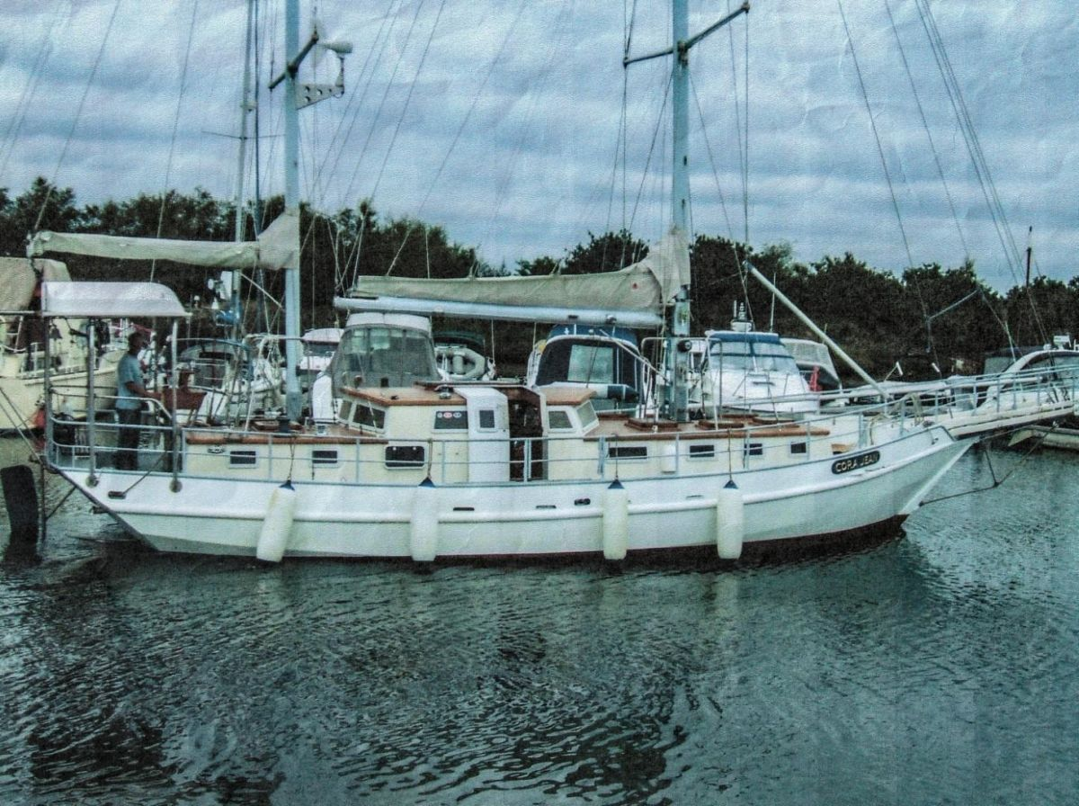 2006 Bruce Roberts Spray 45 for sale in Poole by Clipper Marine Spain