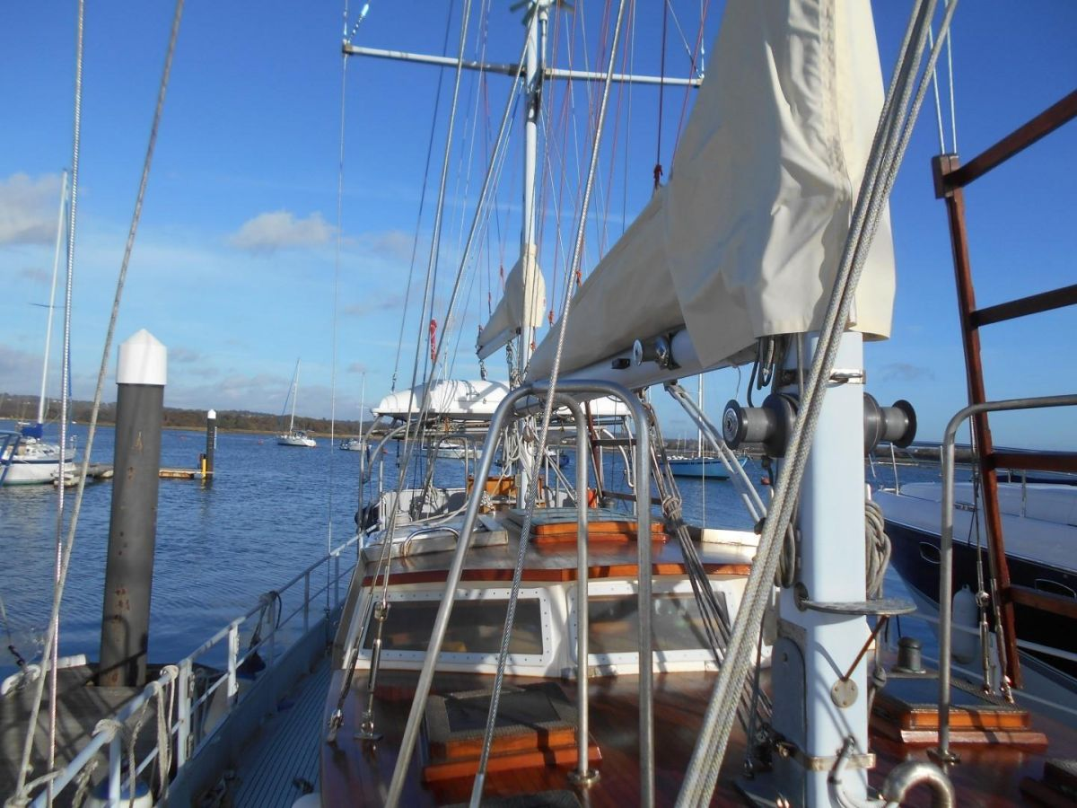 2006 Bruce Roberts Spray 45 Main and Mizzen Masts