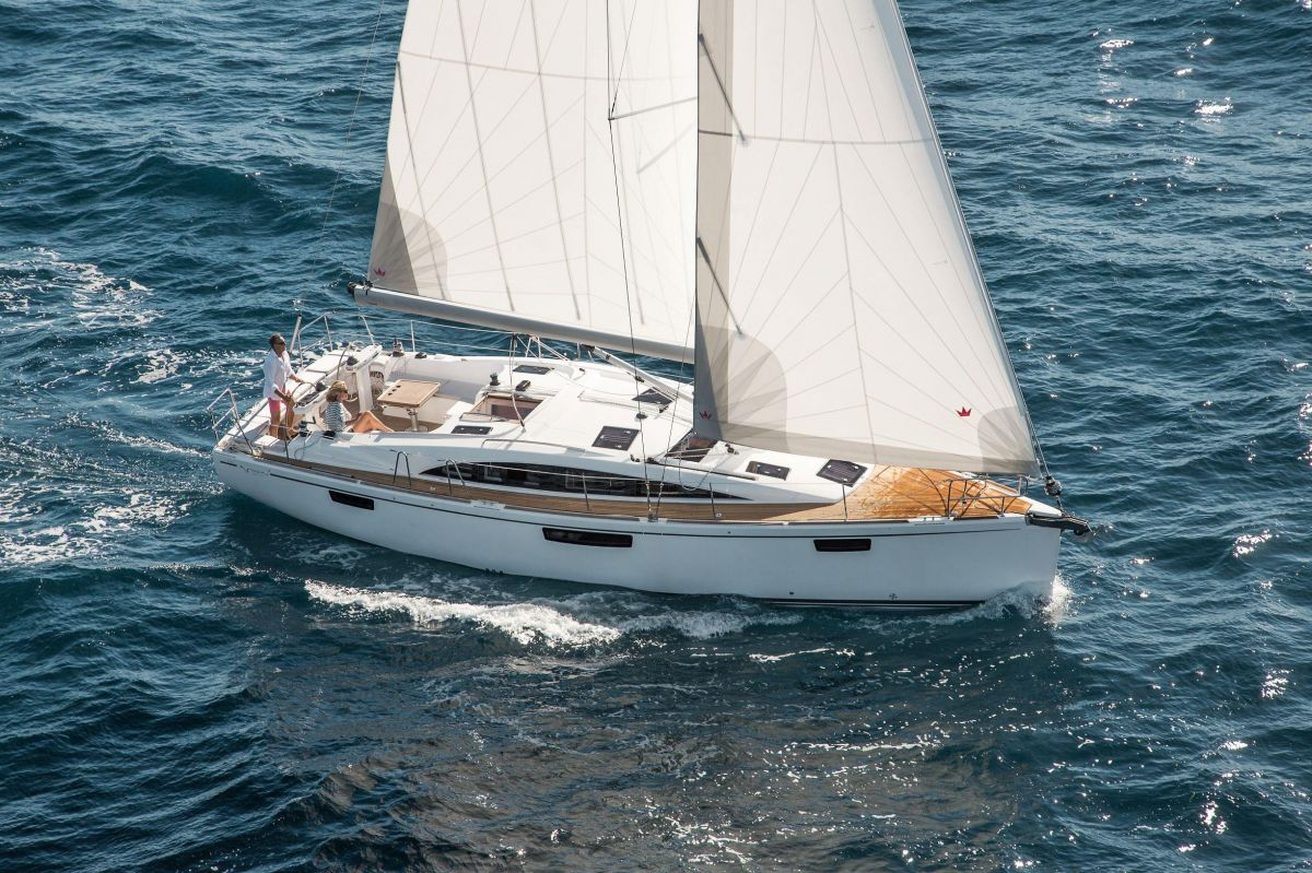 2021 Bavaria Vision 42 for sale in Southampton by Clipper Marine Spain