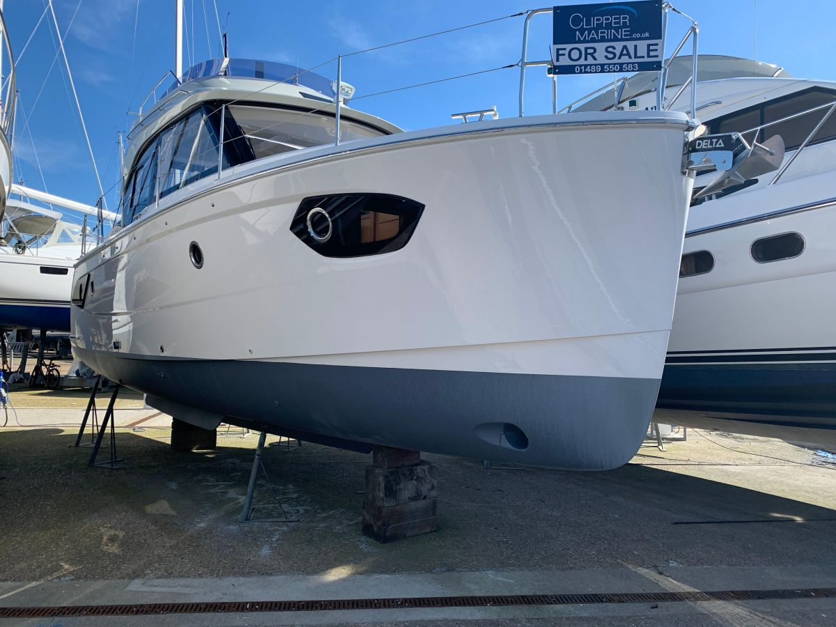 2018 Bavaria E34 Fly for sale in Swanwick by Clipper Marine Spain
