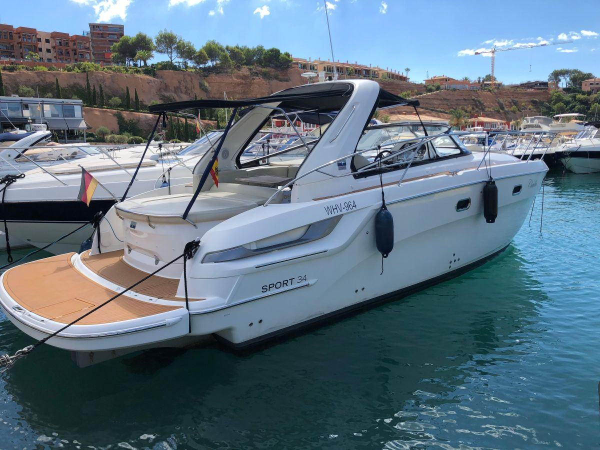 2012 Bavaria Sport 34 for sale in Mallorca by Clipper Marine Spain