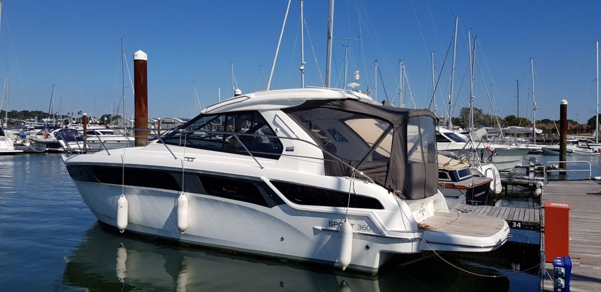 2021 Bavaria S36 HT for sale in Palma de Mallorca by Clipper Marine Spain