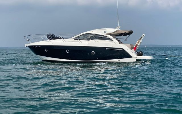 Sessa Marine C35 HT