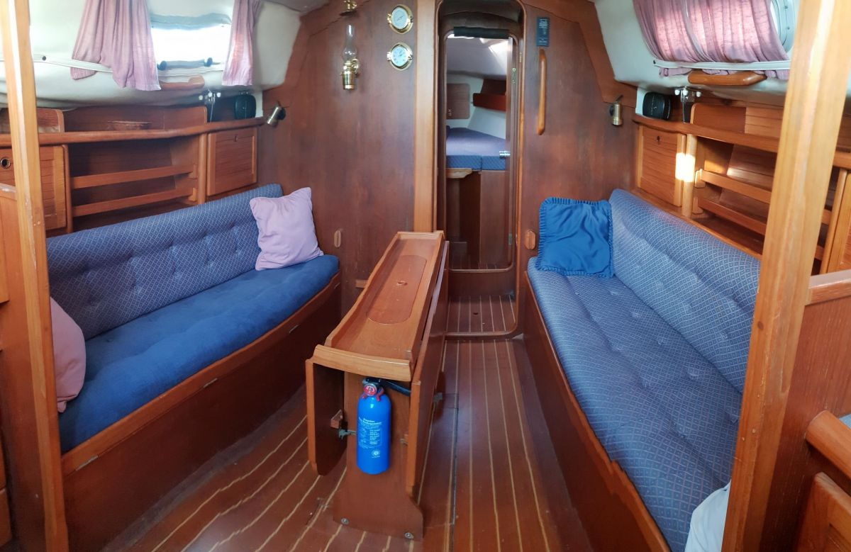 1992 Westerly Fulmar 32 Saloon
