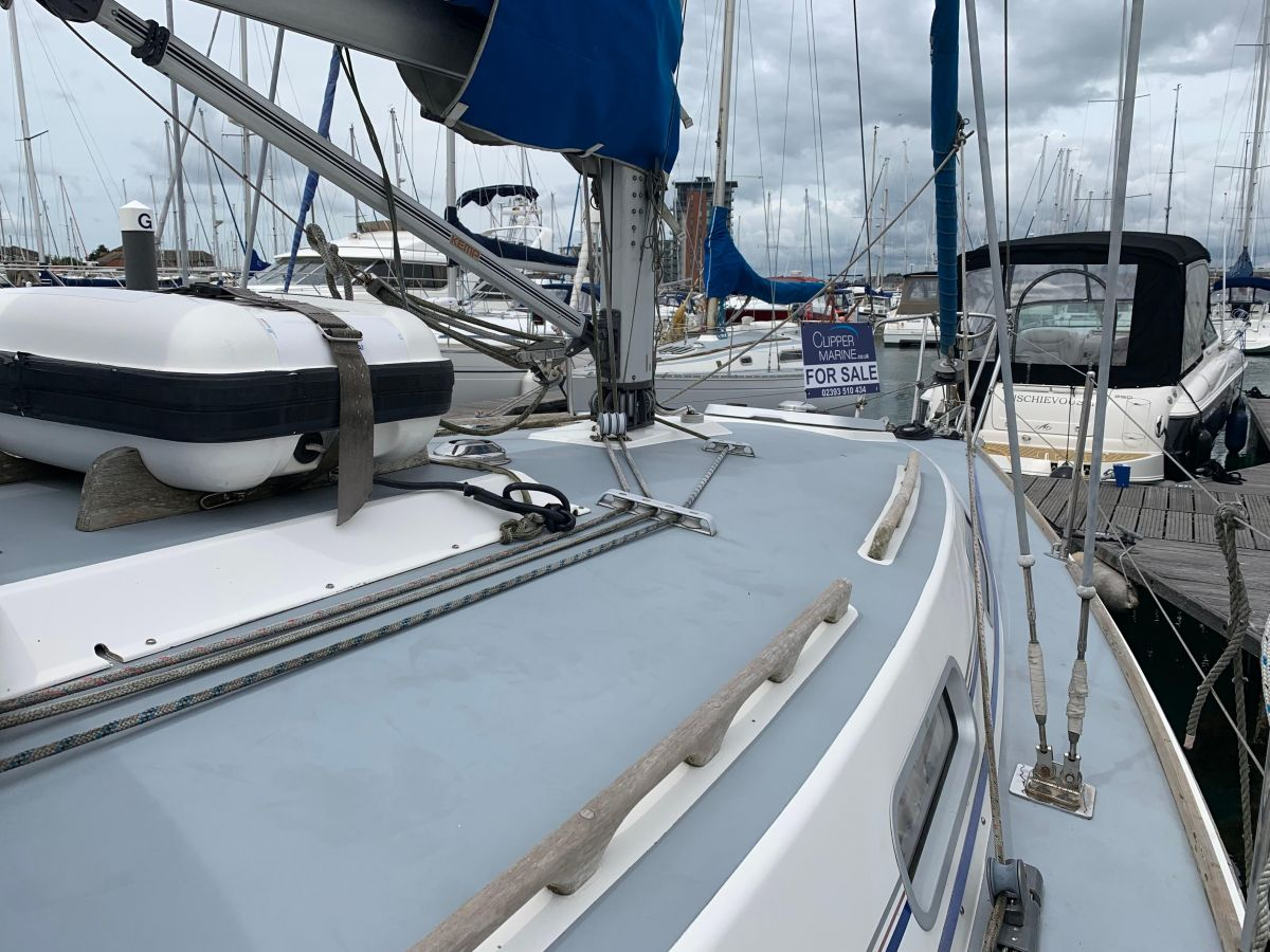 1992 Westerly Fulmar 32 -